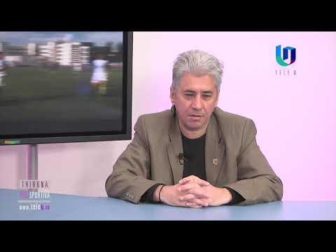 """TeleU: Sorin Sărăndan la """"Tribuna polisportivă"""""""
