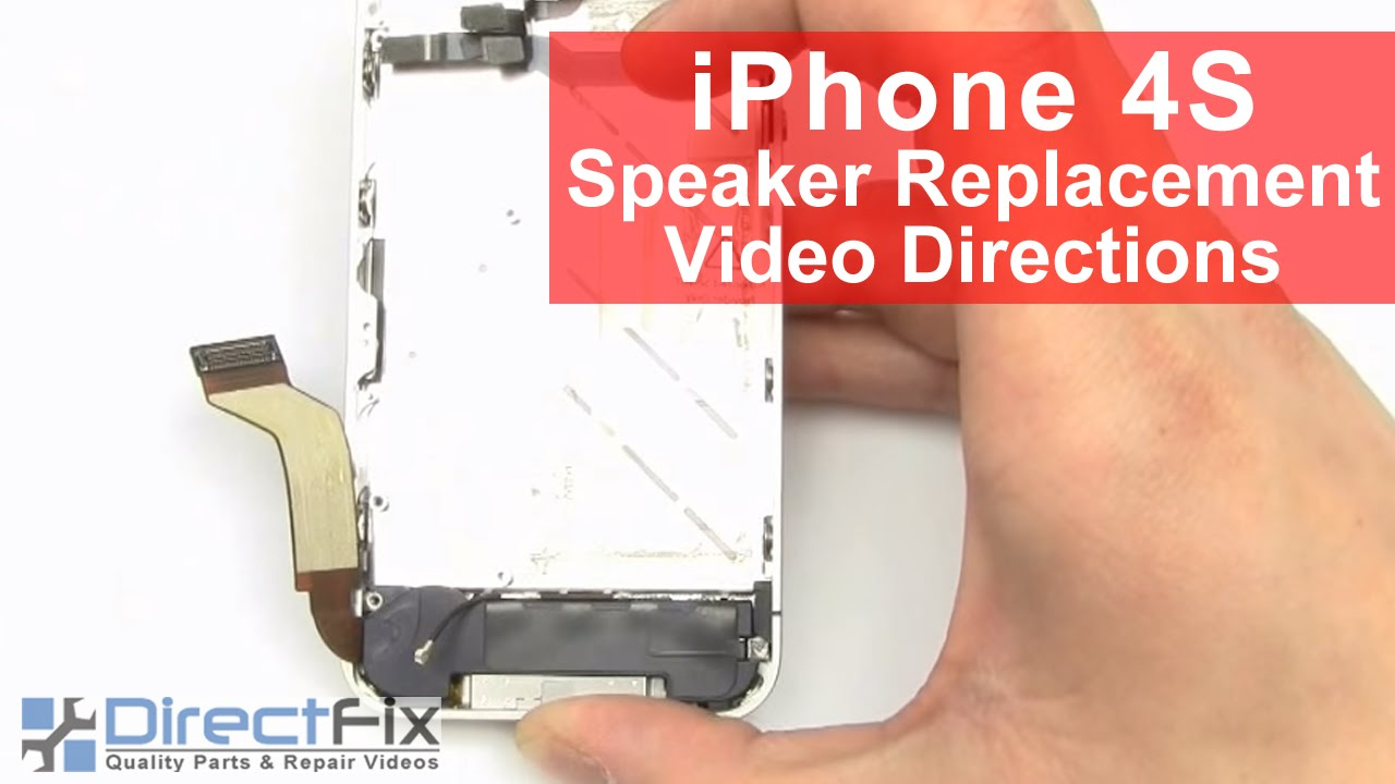 iphone 4s sound not working how to fix iphone 4s speaker not working 3393