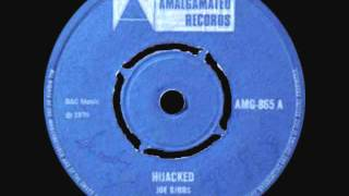 hijacked-Joe Gibbs