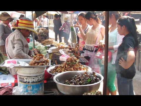 Cambodian Street Food Tours