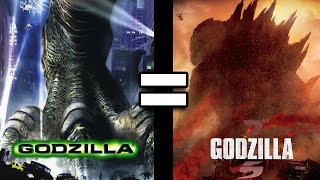 24 Reasons Godzilla (1998) & Godzilla (2014) Are The Same Movie