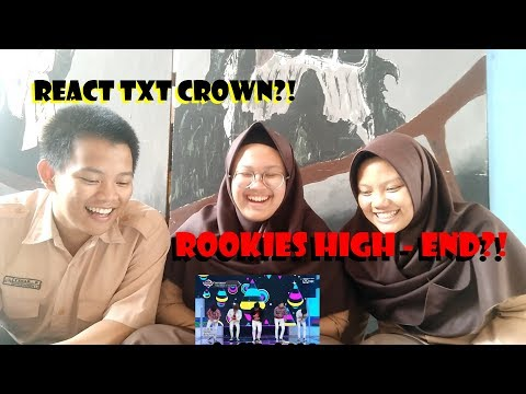 REACTION TXT CROWN (ROOKIES HIGH-END)
