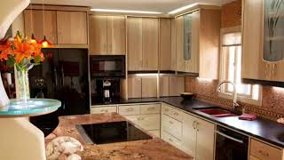 MODERN INTERIOR DESIGNS OF LIVING ROOMS AND KITCHENS!