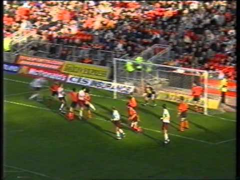 Dundee United 0-4 Hearts 2000-10-14 (inc Jim McLean Rant)