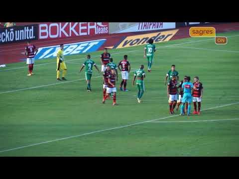 SagresTV: Confira os lances de Atlético 1 x 3 Goiás