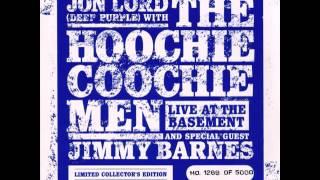 Jon Lord & The Hoochie Coochie Men - The Hoochie Coochie Man (demo)