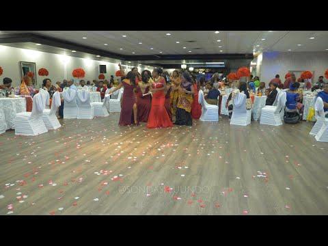 Mozambican Wedding Dance