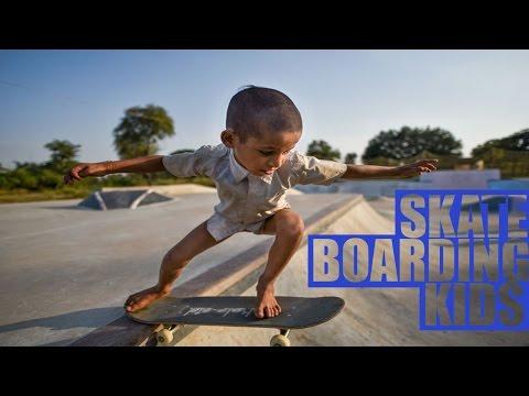BEST SKATEBOARDING TRICKS OF KIDS 2017 ep.2