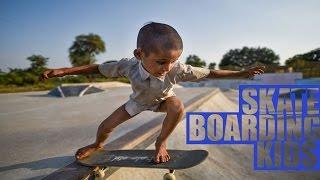 BEST SKATEBOARDING TRICKS OF KIDS. This Skaters are.. 2019