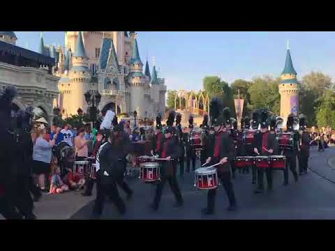 Champions of Change - George Rogers Clark Marching Band at Disney
