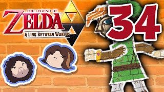 Zelda A Link Between Worlds: Looking Fresh - PART 34 - Game Grumps