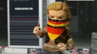 Formel 1 Satire News - Red Bull rockt am Ring