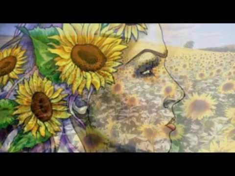 Clytie. The Legend of the Sunflower