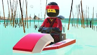 The LEGO Ninjago Movie Videogame - All Races (Master of Speed Trophy)