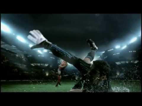 uk availability 803b7 bd630 Adidas F50 adiZero Publicidad spot Botines Messi 2010 anuncio (HD)
