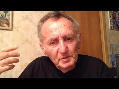 """Марк Харитонов - о премии """"Русский Букер"""", друзьях, своих книгах и ремесле писателя"""