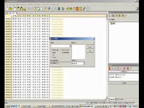 How To Hack Resident Evil 3 With an Hex Editor Part 1
