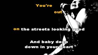 Janis Joplin - Piece of my heart karaoke