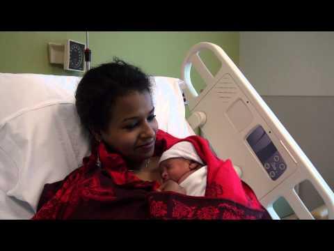 Surrey Memorial Hospital Maternity Tour