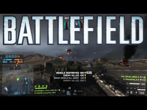 Vehicles in Battlefield 4 are overpowered? |