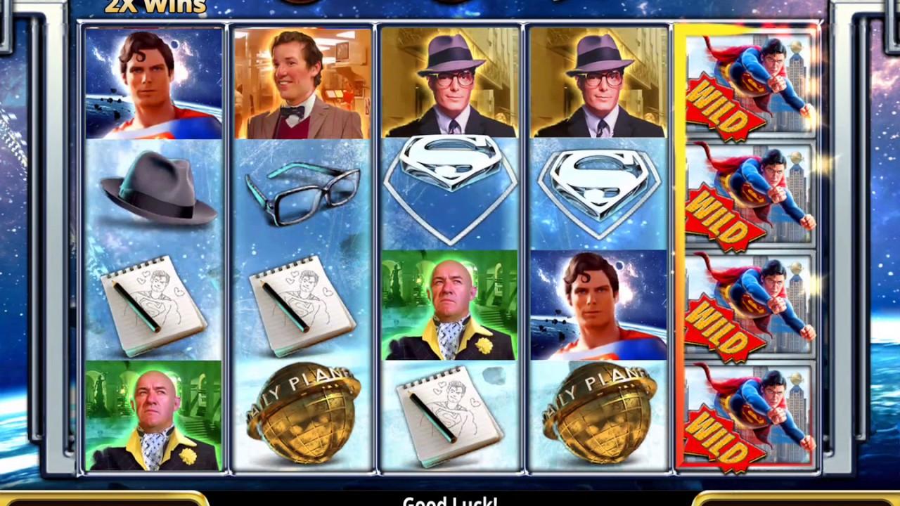 Spiele Superman The Movie - Video Slots Online