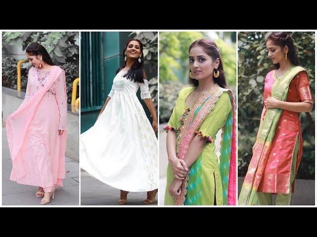 Festive Chic Kurta Look Book l Prity Singh