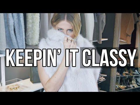 How To Get Noticed | Dressing Elegant
