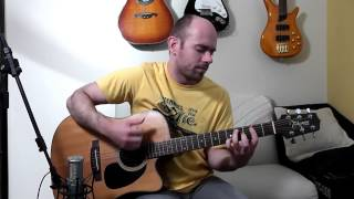 Baixar I don't wanna miss a thing (Aerosmith) - Acoustic Guitar Solo Cover (Violão Fingerstyle)