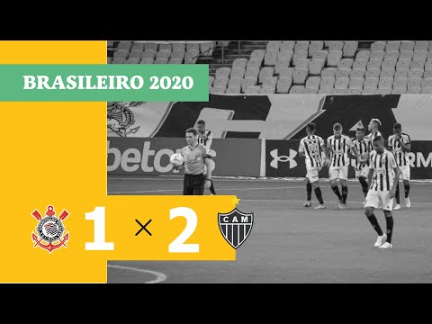 Corinthians Atletico-MG Goals And Highlights