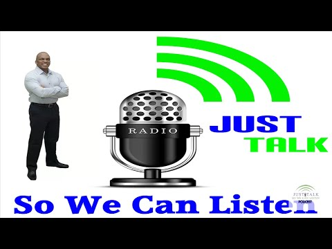 Just Talk so we can Listen Interview with Inspiring Hank