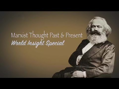 Marxist thought: past and present