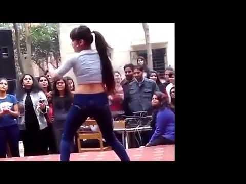 D J Wale Babu Mera Gana Bajade | indian girl hot dance 2017 | Badshah