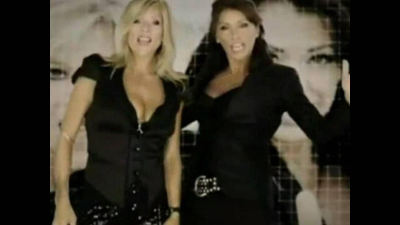 Samantha Fox E Sabrina Salerno Le Ex Sexy Rivali Insieme In Call Me