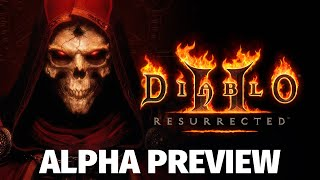 Diablo 2: Resurrected Is Just As You Remember It