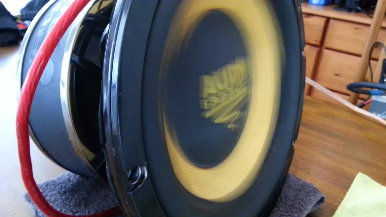 audio system helon 12 spl emphaser ea2500d youtube. Black Bedroom Furniture Sets. Home Design Ideas