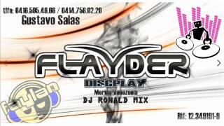 Dj Ronald Mix - Los Chiches del vallenato