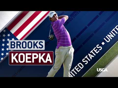 Sunday: Brooks Koepka's  Winning Moments