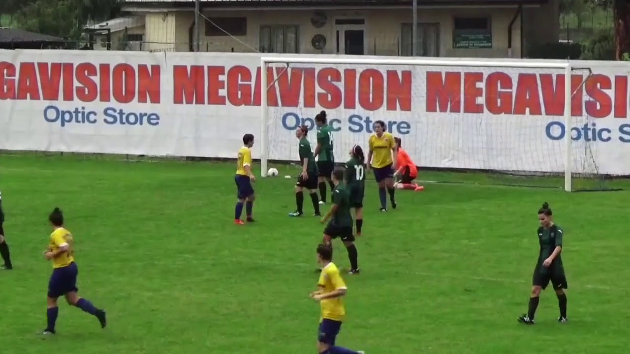 Tavagnacco vs Pordenone 8-0