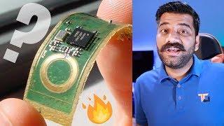 Flexible Electronics!!! The Future of TECH????????????