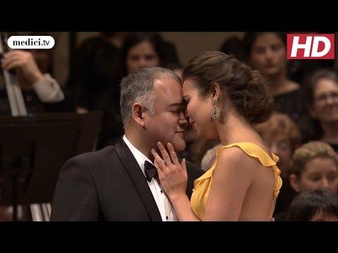 Javier Camarena & Nadine Sierra  - I Puritani - Bellini: Tucker Opera Gala 2016