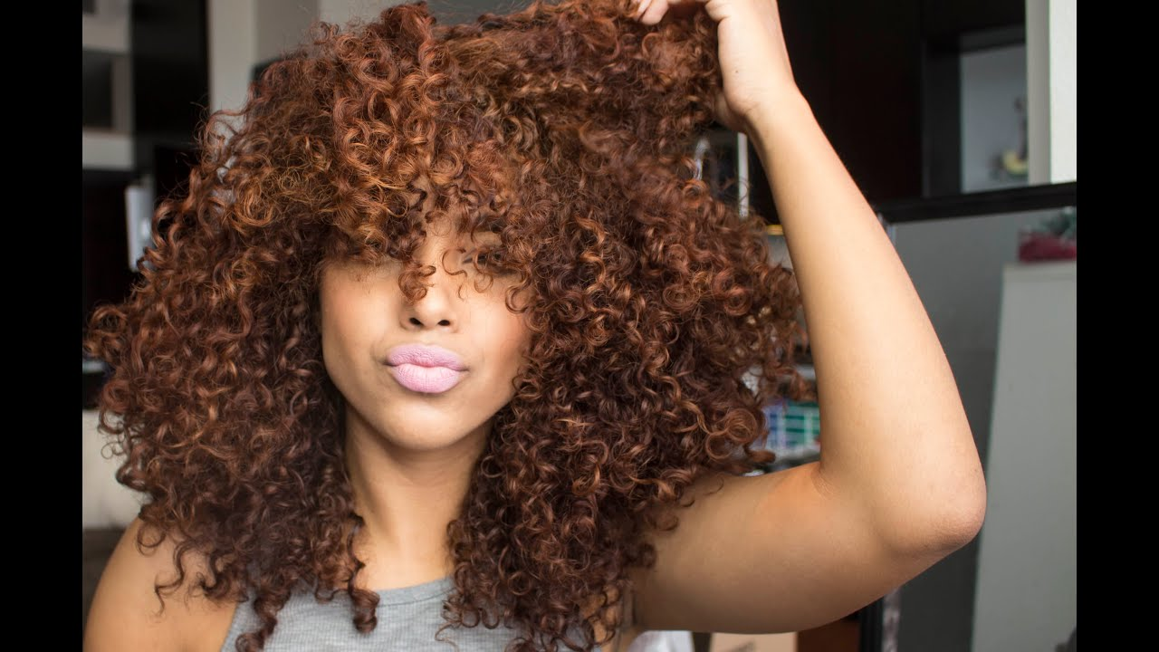 How to Style Curly Hair with DevaCurl SUPERCREAM  YouTube