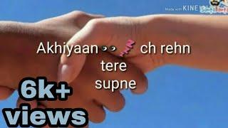 Yaariyan,,,,amrinder Gill song,,, whatsapp status