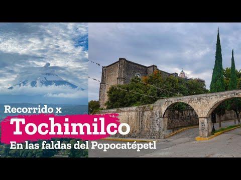 Recorrido del café por Tochimilco Puebla, Patrimonio cultural de la Humanidad