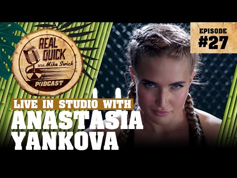 EP #27: Anastasia Yankova - First Public English Conversation + Sparring Footage - Bellator 200