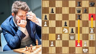 Instant Transmission || Carlsen vs Aronian || Grand Chess Tour Finals (2019) - R2