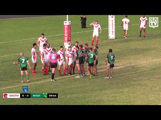 2019 Newcastle RL - Round 4 - South Newcastle Lions v Western Suburbs Rosellas