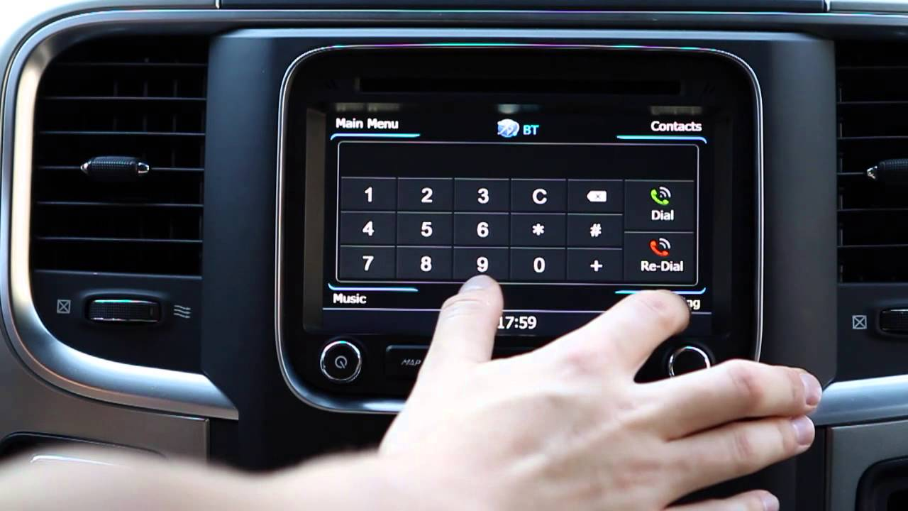 S100 Radio Review 2013 Ram 1500 Youtube