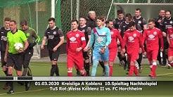 TuS Rot-Weiss Koblenz II vs. FC Horchheim