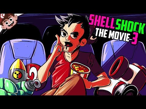 SHELLSHOCK THE MOVIE: PART 3!