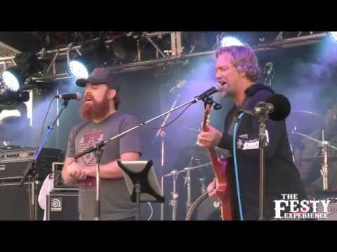 Anders Osborne Band - Lean On Me/Believe In You (PRO SHOT HD 1080p)